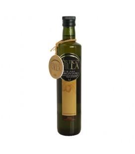 Olivenöl- Flasche 500 ml. Pórtico de la Villa Coupage.