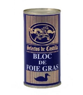 Can 95 g. Bloc de Foie Gras de pato (98%).