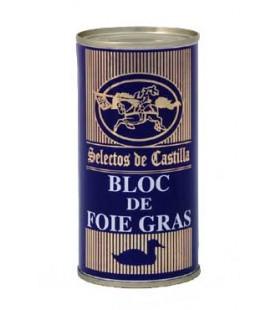 Lata 95 gr. Bloc de Foie Gras de pato (98%).