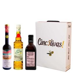 Aceite de Oliva Botellas 500 ml. Lote MEJORES 2019