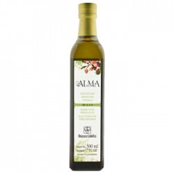 Olive Oil Glass Bottle 500 ml. Almaoliva Ecologic Bio Coupage.