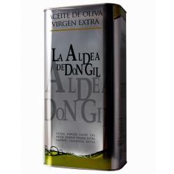 Aceite de Oliva Lata 5 L. Aldea de Don Gil Coupage.