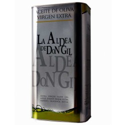 Olive Oil Can 5 L. Aldea de Don Gil Coupage.