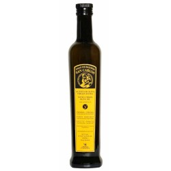 Bouteille d´Huile d´Olive 500 ml. Pago Baldios San Carlos Arbequina
