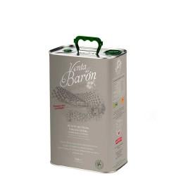 Aceite de Oliva Lata 2.5 L. Venta del Baron Coupage.