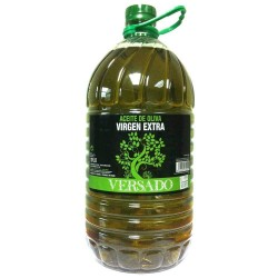 Olive Oil Big Bottle 5 L. Versado Hojiblanca/Picudo.