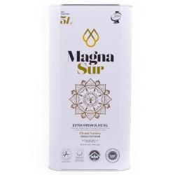 Aceite de Oliva Lata 5 L. Magnasur Picual.