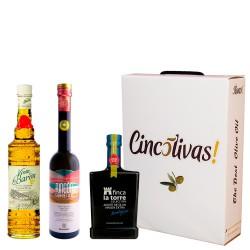 Aceite de Oliva Botellas 500 ml. Lote MÁS PREMIADOS