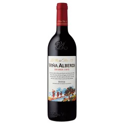 Viña Alberdi Rioja Crianza 2015 75 cl.