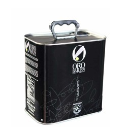 Olive Oil Can 2.5 L. Oro Bailén Picual.