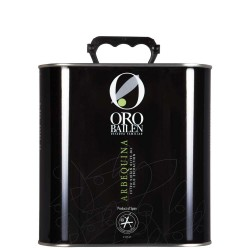 Olive Oil Can 2.5 L. Oro Bailén Arbequina.