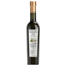 Olivenöl- Flasche 500 ml. Castillo de Canena Picual.