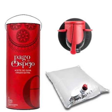 Pago de Espejo Picual Bag in Tube 3L