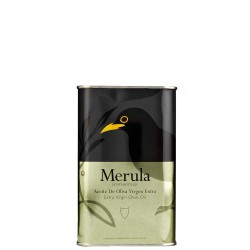 Olive Oil Can 2.5 L. Merula Coupage.