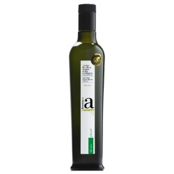 Olive Oil Glass Bottle 500 ml. Deortegas Ecologic Picual