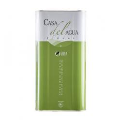 Aceite de Oliva Lata 5 L. Casa del Agua Picual