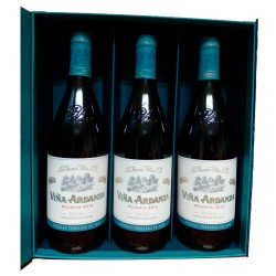 Gift Case Vineyard Ardanza Rioja Reserve 2012 75 cl.