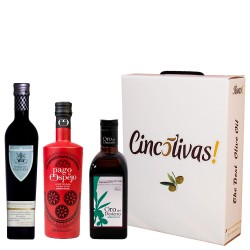 Olivenöl Futteral Flaschen 500 ml. Charge MUTTERSPEZIAL