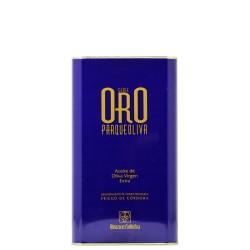 Aceite de Oliva Lata 3 L. Parqueoliva Serie Oro Coupage.