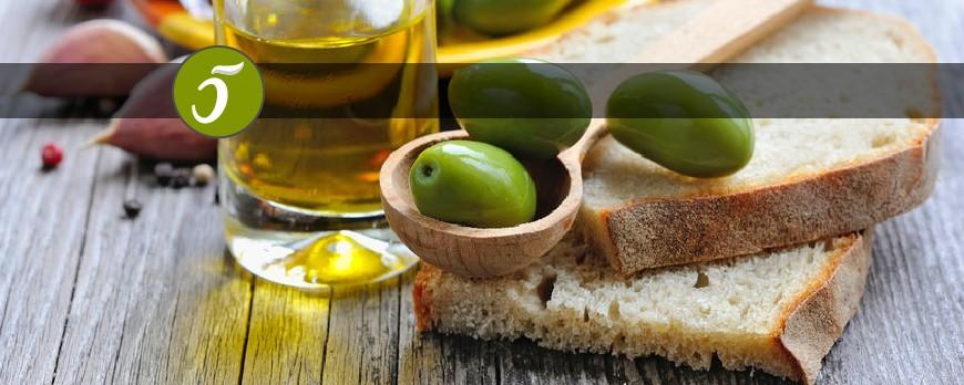 huile olive a jeun le matin