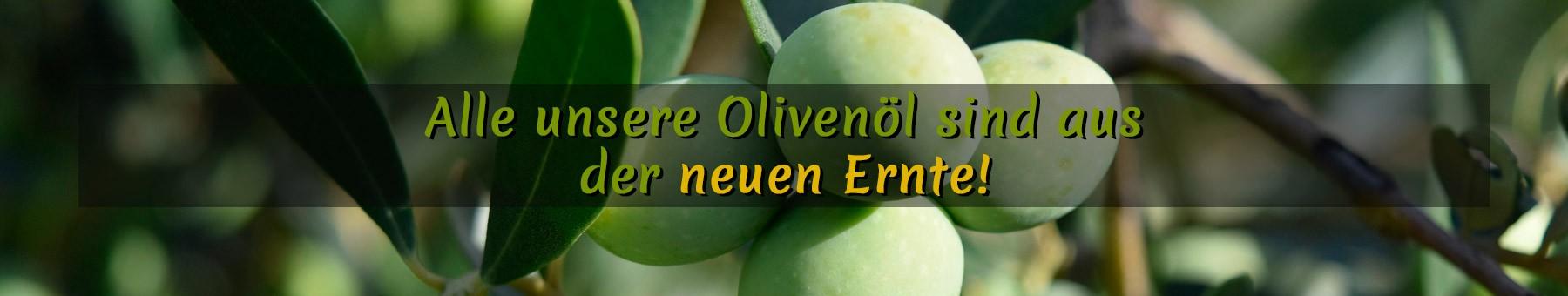 Neuen Ernte 2019/2020