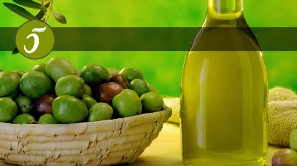 Fecha de caducidad del aceite de oliva