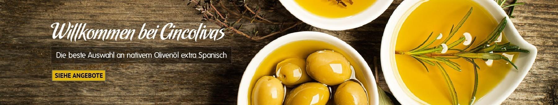 Bietet extra natives Olivenöl