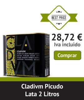 Cladivm Picudo Lata 2 L.