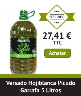 Versado Hojiblanca/Picudo Pet 5l